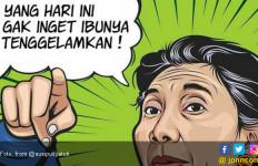 Menteri Susi: Yang Hari Ini Gak Ingat Ibunya Tenggelamkan! - JPNN.com