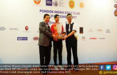 Jonathan Juara Junio Pondok Indah International Junior Golf - JPNN.com