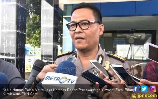 Polda Metro Jaya Petakan Pengamanan Hari Buruh 2019 - JPNN.com