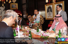 Cak Imin Gelar Pertemuan dengan Dubes dari Timur Tengah - JPNN.com