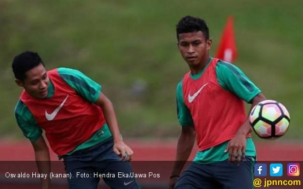 Osvaldo Haay Diminati 3 Klub Malaysia, Persebaya Bagaimana? - JPNN.com
