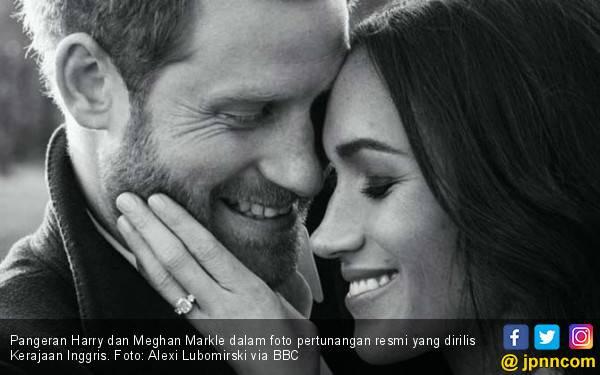 Pangeran Harry dan Meghan Markle Masuk Buku Rekor Guinness - JPNN.com