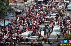 Penataan Pasar Tanah Abang Diprotes Warga - JPNN.com