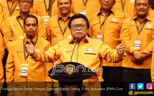 Yusril Pastikan Oso Tak Akan Tunduk pada Ultimatum KPU - JPNN.com