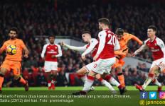 Yuk, Lihat lagi Drama 6 Gol dalam Duel Arsenal vs Liverpool - JPNN.com