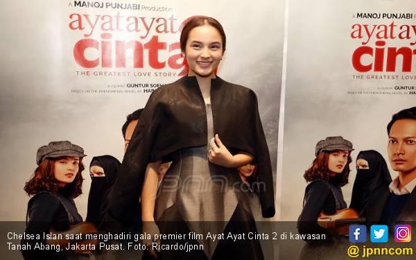 Chelsea Islan Sudah Kantongi Restu dari Marini Zumarnis - JPNN.com