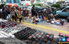 Bina Marga DKI Jakarta Segera Tertibkan PKL dan Kendaraan Pengguna Trotoar - JPNN.com