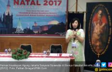 Gereja Katedral Berterima Kasih ke GP Ansor dan Istiqlal - JPNN.com