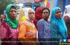 Mama-Mama Papua Itu Hanya Ingin Bersalaman dengan Jokowi - JPNN.com