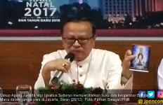 Keuskupan Jakarta Ubah Wajah Bunda Maria demi Indonesiia - JPNN.com
