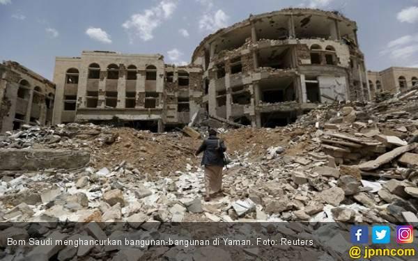 Saudi Terancam Kehilangan Dukungan Amerika di Yaman - JPNN.com