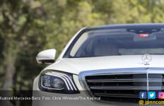 Penjualan Suku Cadang Mercedes-Benz Makin Kinclong - JPNN.com