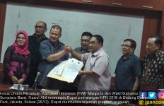 PWI dan Pemprov Sumbar Mantapkan Persiapan HPN 2018 - JPNN.com