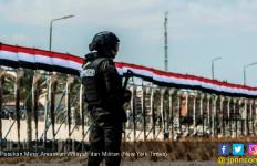 Mesir Eksekusi 15 Teroris Pembunuh Banyak Orang - JPNN.com