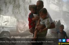Selamat Jalan Riham, Bocah Korban Serangan Brutal Rezim Assad - JPNN.com