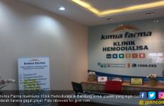 Kimia Farma Resmikan Klinik Hemodialisa dan Apotek ke-1000 - JPNN.com
