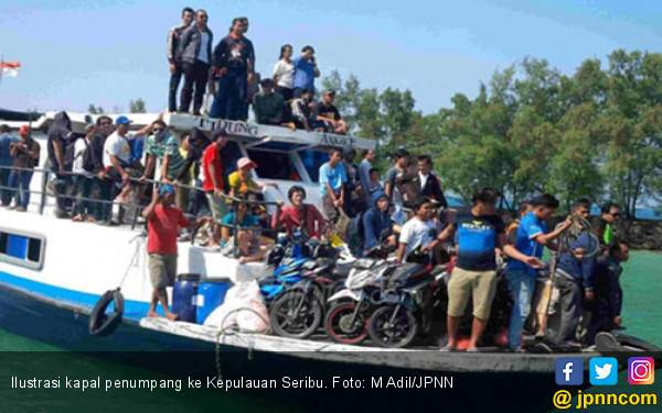 Libur Tahun Baru, Jumlah Wisatawan ke Pulau Seribu Menurun - JPNN.com