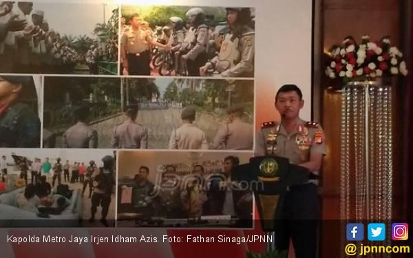 Polda Metro Jaya Tembak Mati 21 Bandar Narkoba - JPNN.com