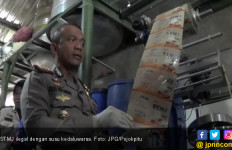 Pabrik Olah Minuman STMJ Instan Pakai Susu Kedaluwarsa - JPNN.com