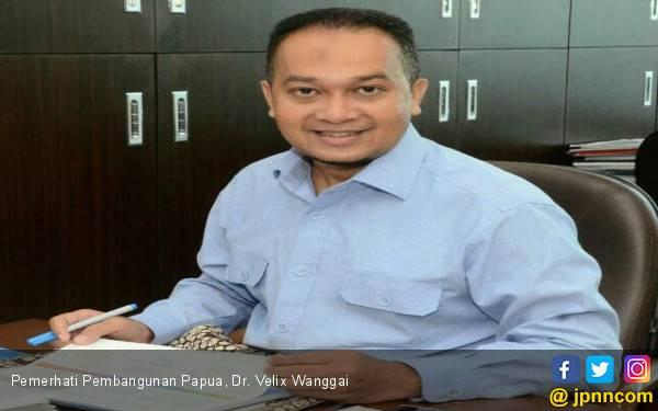 Sentuhan Presiden Jokowi untuk Tanah Papua - JPNN.com