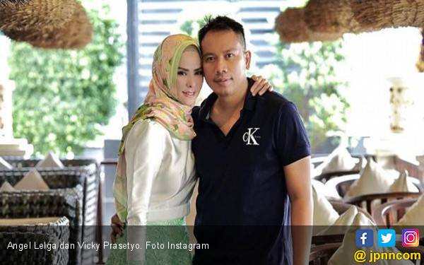 Angel Lelga Izinkan Vicky Prasetyo Undang Mantan Istrinya - JPNN.com