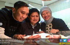 Ani Yudhoyono: Alhamdulillah, Tahun Baru, Cucu Baru - JPNN.com