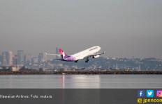 Hawaiian Airlines 446: Lepas Landas 2018, Mendarat 2017 - JPNN.com