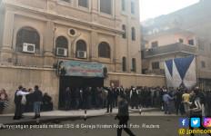 ISIS Serang Gereja, Tidak Ada Korban WNI - JPNN.com