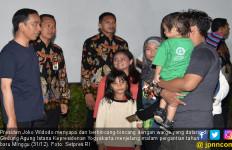 Jokowi Bikin Kejutan untuk Warga Saat Malam Pergantian Tahun - JPNN.com
