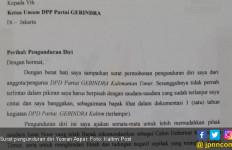 Kecewa pada Prabowo, Begini Bunyi Surat Yusran - JPNN.com