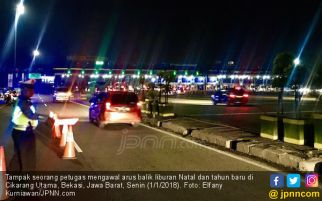 Sudah 367 Ribu Kendaraan Tinggalkan Jakarta