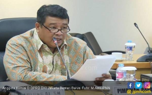 Anak Buah Anies di Dinas Citata Tak Becus Kelola Anggaran - JPNN.com