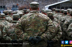50 Tentara Amerika Cedera Otak Akut Gegara Serangan Iran - JPNN.com