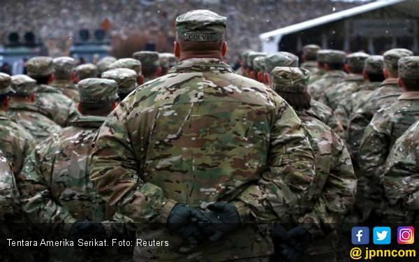 Gagal Bangun Tembok, Trump Kirim 3.750 Tentara ke Perbatasan - JPNN.com