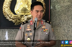 Kombes EB Mengamuk, Hantam 7 Anak Buah Pakai Helm Baja - JPNN.com