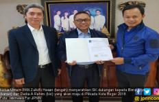 PAN Resmi Usung Bima Arya-Dedie di Pilkada Kota Bogor 2018 - JPNN.com