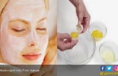Masker Putih Telur dan Wortel Bisa Samarkan Kerutan - JPNN.com