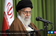 Gegara Rudal Nyasar, Warga Iran Berbalik Serang Ayatollah Khamenei - JPNN.com
