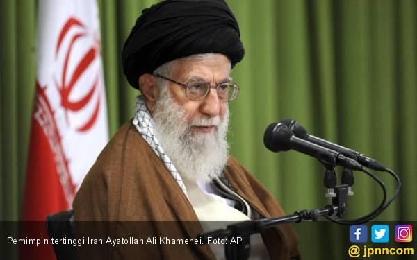 Pangeran Mohammed Dukung Israel, Ayatollah: Tak Termaafkan! - JPNN.com