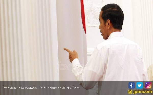 Jokowi Ogah Sahkan Revisi UU MD3 - JPNN.com