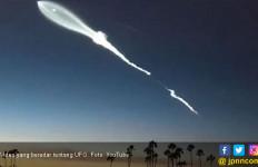 Semua Tertipu, Roket Dikira UFO - JPNN.com