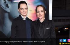 Ellen Page: Wanita Luar Biasa Ini Istriku - JPNN.com