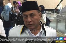 Pengunduran Diri Masih Proses, Letjen Edy Sudah Berjas PKS - JPNN.com