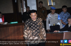 Permintaan Ditolak Hakim, Setya Novanto Bilang Begini - JPNN.com