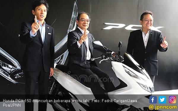 All New Honda PCX Didaulat Sebagai Bike of The Year - JPNN.com