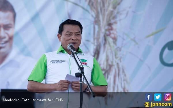 Moeldoko: HKTI Tidak Berpolitik Praktis - JPNN.com