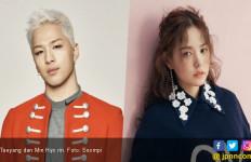 5 Fakta Pernikahan Taeyang-Min Hyo rin, Dijamin Baper - JPNN.com