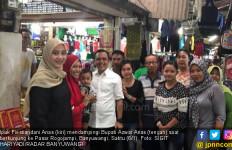 Azwar Anas Blusukan ke Pasar, Begini Reaksi Para Pedagang - JPNN.com