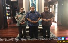 SBY Usung Anggota DPR 3 Periode Benny Harman jadi Cagub NTT - JPNN.com
