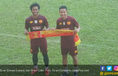Anniversary Cup: Bisakah Evan Dimas dan Ilham Udin Gabung? - JPNN.com